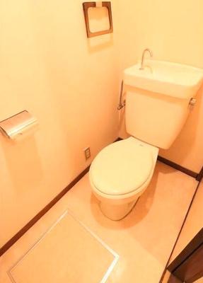 【トイレ】メゾン大都Ⅰ