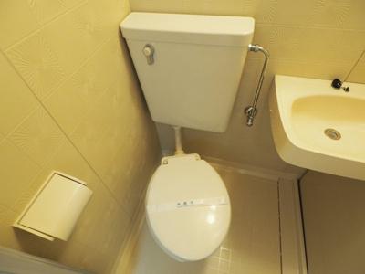 【トイレ】Atrio