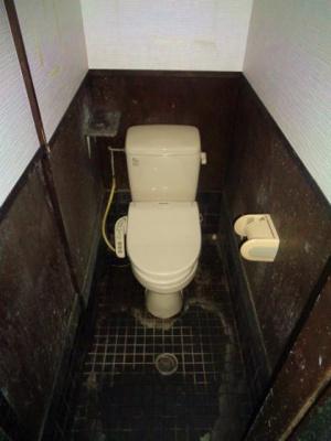 【トイレ】西田辺1丁目店舗