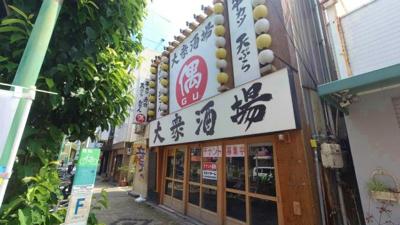 【外観】西田辺1丁目店舗