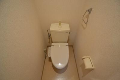 【トイレ】サンテラスエクセルガーデン