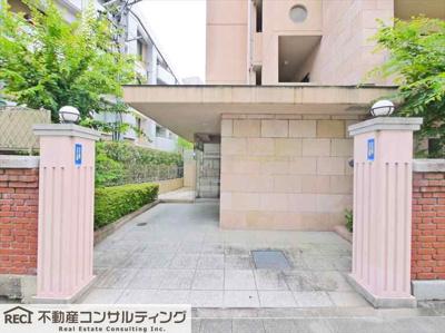 【外観】ル・コラージュ異人館ドミシール