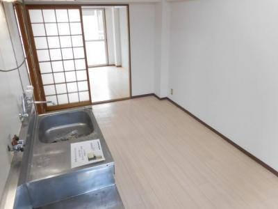 【キッチン】メゾンソレイユ2