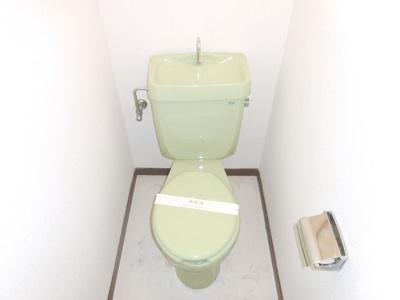 【トイレ】メゾンソレイユ2