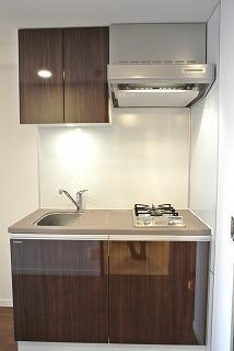 Verona板橋本町LUSSOのキッチン