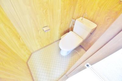【トイレ】ローズマンション
