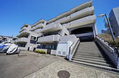 【外観】サンライズマンション保土ヶ谷