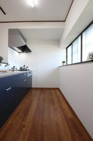 【キッチン】ちくし台5丁目戸建て