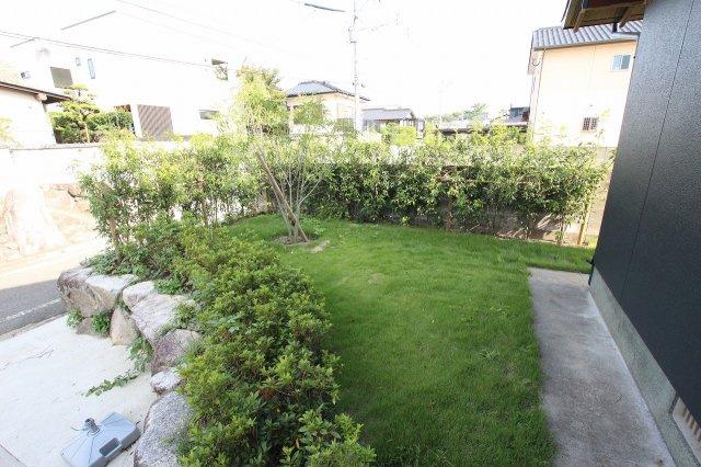 【庭】ちくし台5丁目戸建て