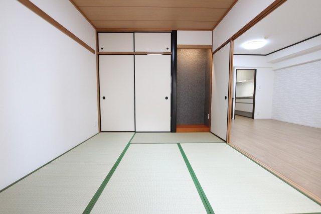 【和室】西福岡マリナタウンウェーブコースト4番館