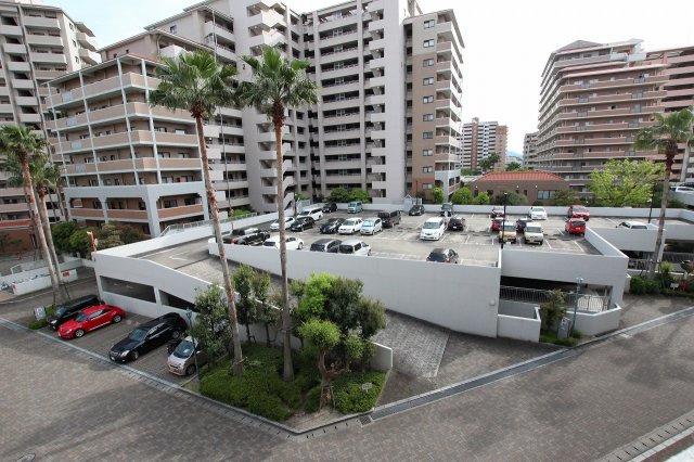 【展望】西福岡マリナタウンウェーブコースト4番館