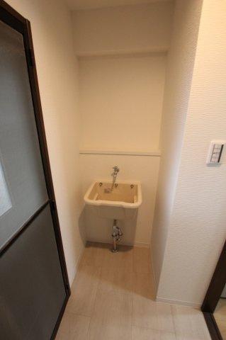 【洗面所】西福岡マリナタウンウェーブコースト4番館