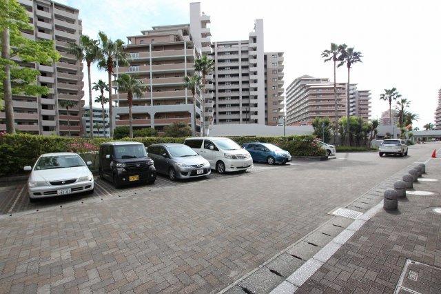 【駐車場】西福岡マリナタウンウェーブコースト4番館