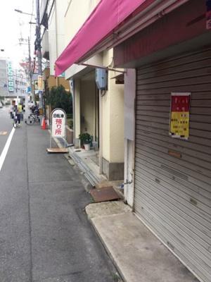 【外観】1階路面店/物販/北区国分寺2/天六駅