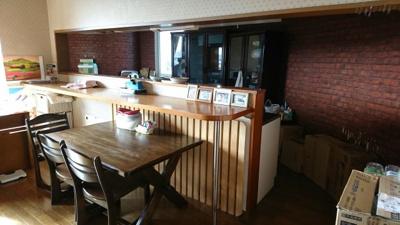 【キッチン】玉名市亀甲 店舗付き住宅