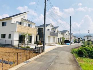 全6棟の分譲住宅