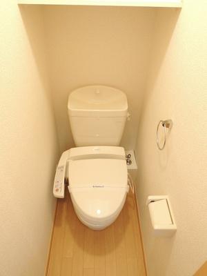 【トイレ】ハヅキ栄町
