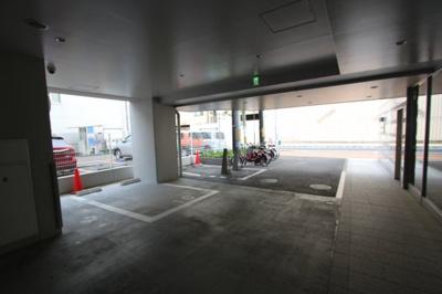 【駐車場】カスタリア大町