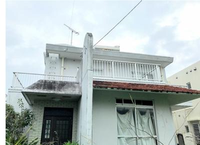 【外観】沖縄市海邦2丁目戸建