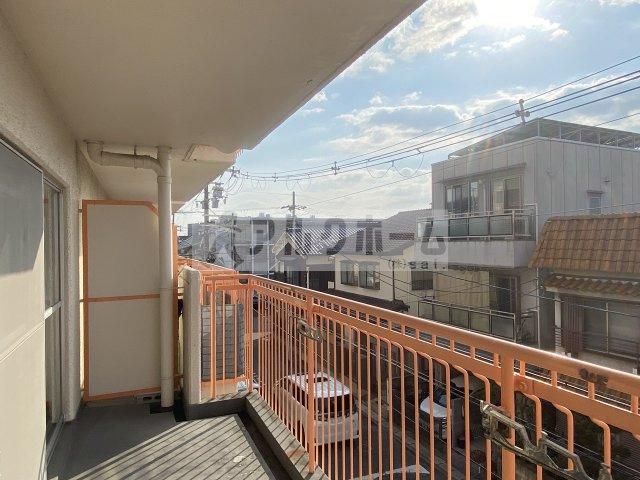 メゾンドルチェ伸和(柏原市法善寺) 室内洗濯機置き場