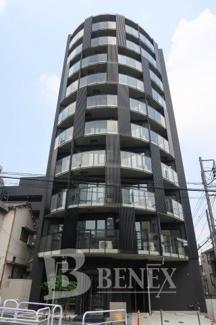 ZOOM新宿夏目坂の外観です