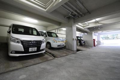 【駐車場】ヴィラヴェルディ3番館