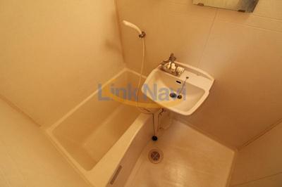 【浴室】ヴィラヴェルディ3番館