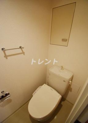 【トイレ】リベルテ月島