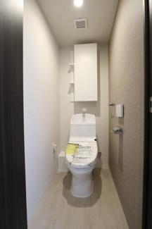 トイレの写真です。2019年8月23日15:30頃撮影...