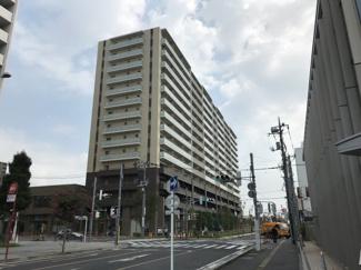 【外観】ポレスター鴻巣駅前ガーデンズ 12階の角部屋【No.70012】