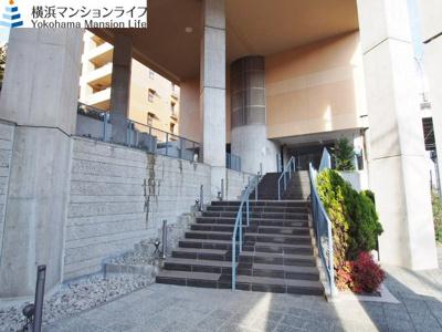 【その他共用部分】東急ドエル・横浜ヒルサイドガーデン4番館