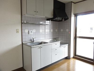 【キッチン】セントラルハイツB棟