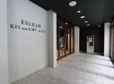【エントランス】エスリード北浜EAST