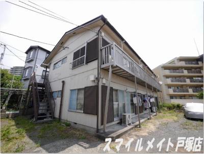 【外観】GMハイツ東戸塚第1