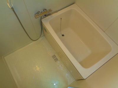 【浴室】シティハイム長居公園通