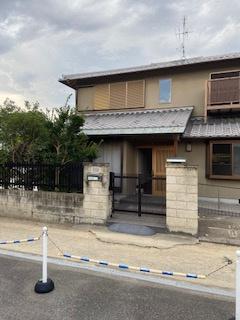 【前面道路含む現地写真】堺市西区浜寺船尾町西 中古戸建