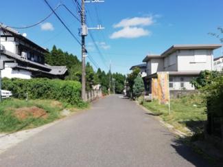 グランファミーロ土気町  閑静な住宅街で車通りも少なく子育て中のご家族も安心