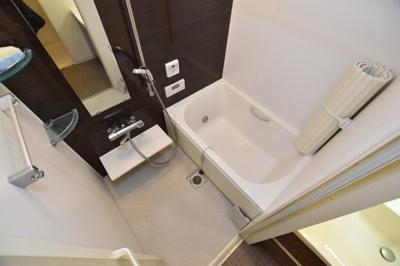 【浴室】プレサンス堺筋本町駅前