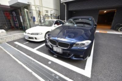 【駐車場】プレサンス堺筋本町駅前
