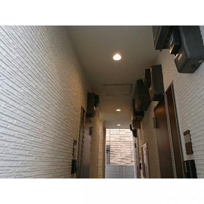 grandir Ⅱの玄関です