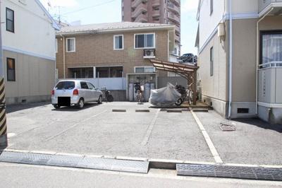 【駐車場】プリメーラ鶴江Ⅱ