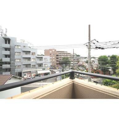 【展望】コスモ山手グレイスフォルム