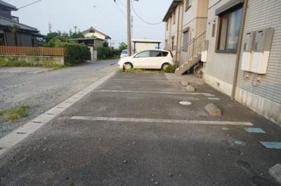 【駐車場】リバーサイドヒル小絹B