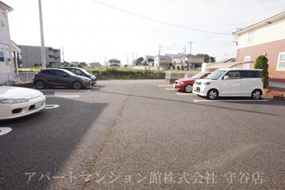 【駐車場】アンジュ・パレA