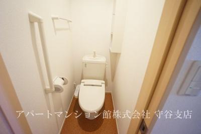 【トイレ】プリュマージュ