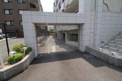 【駐車場】アビタシオンⅢ