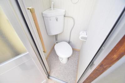 【トイレ】一津屋4丁目貸家