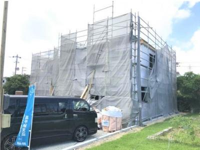 【外観】【新築戸建】北中城村渡口 1号棟