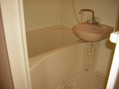 【浴室】ストークハウス