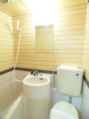 【浴室】コーポミナミ